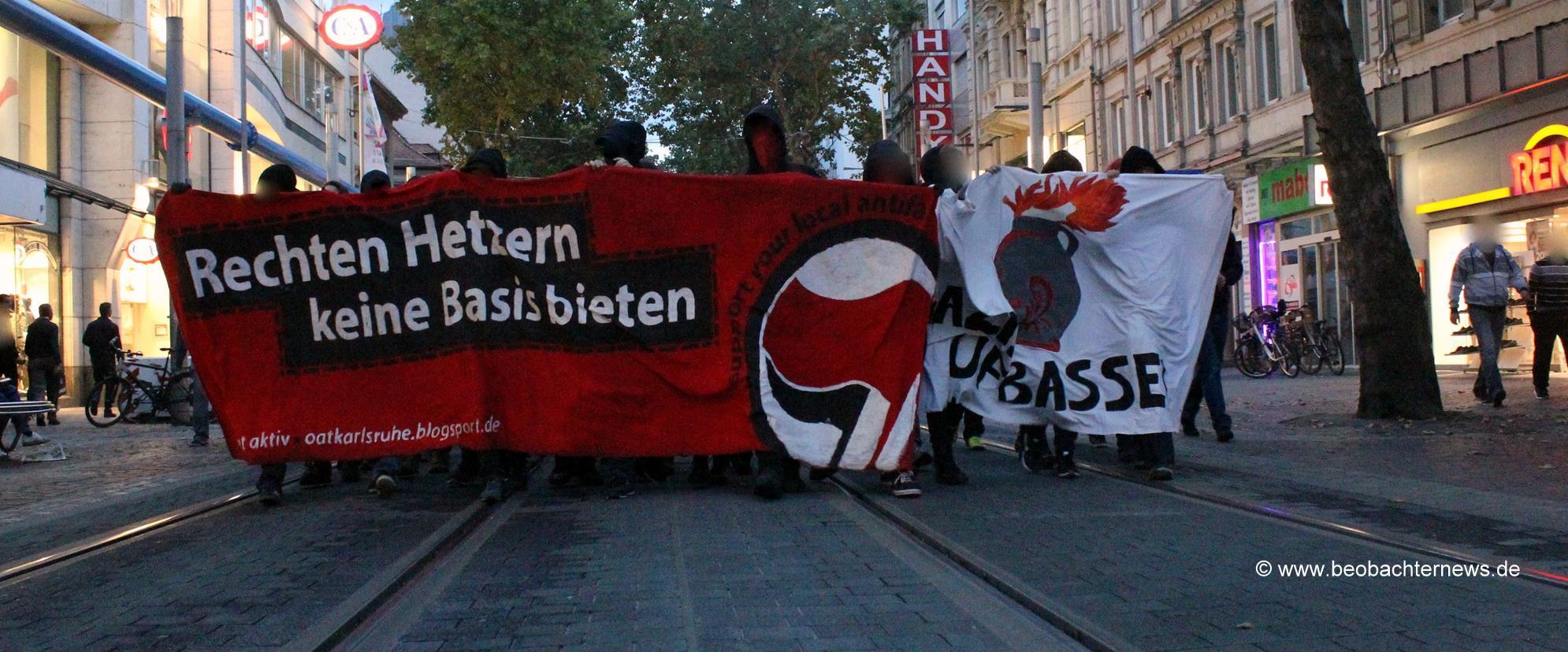 Widerstand Karlsruhe