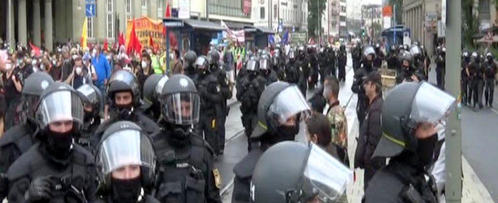 Polizeigewalt in München